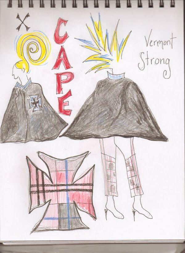 VermontStrongCape